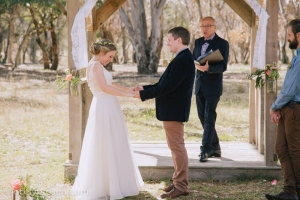 wedding celebrant canberra