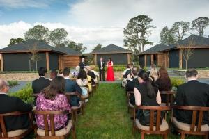 marriage ceremony Pialligo Estate